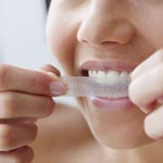 12 - bandes pour blanchir les dents